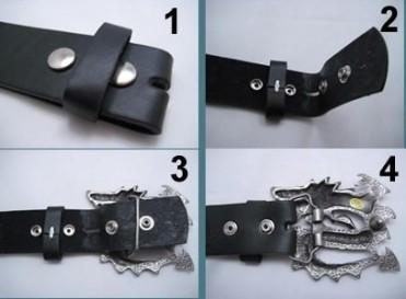bonne vente magasins d'usine original à chaud Comment mettre une boucle de ceinture ? – Boucle de ceinture