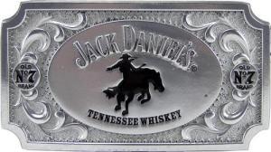 Boucle de ceinture Jack Daniels officiel