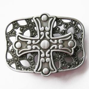 2c9eb32a57e4 Boucle de ceinture celtique silver Boucle de ceinture croix celtique ...
