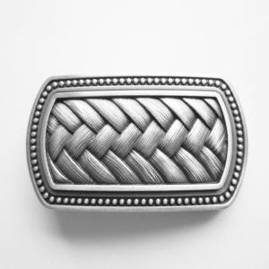 Boucle de ceinture celtique silver