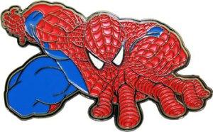 Boucle de ceinture spiderman