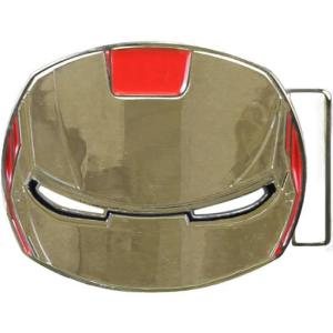 Boucle de ceinture Iron Man