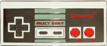Boucle de ceinture Nintendo Nes 3D