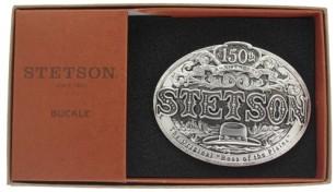 Boucle de ceinture stetson coffret 150 éme anniversaire